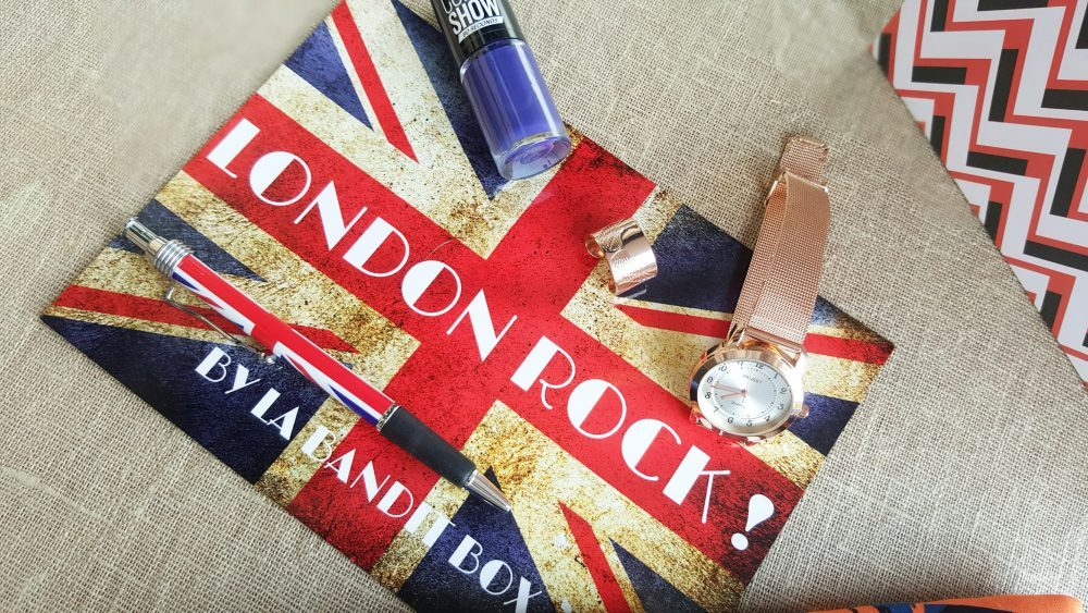 London Rock by La Bandit Box