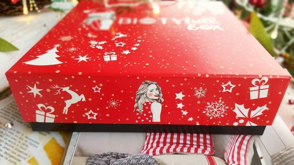 La Biotyfull Box de Noël, une box bien remplie