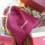 Birchbox de décembre et ses habits rouges