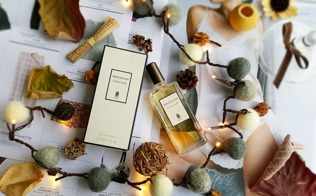 Le parfum confort : Un Bois Vanille, Serge Lutens