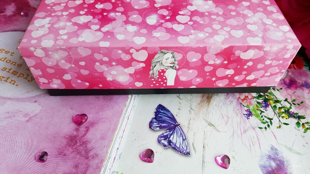 Ma Biotyfull Box d'amour, un coeur gros comme ça