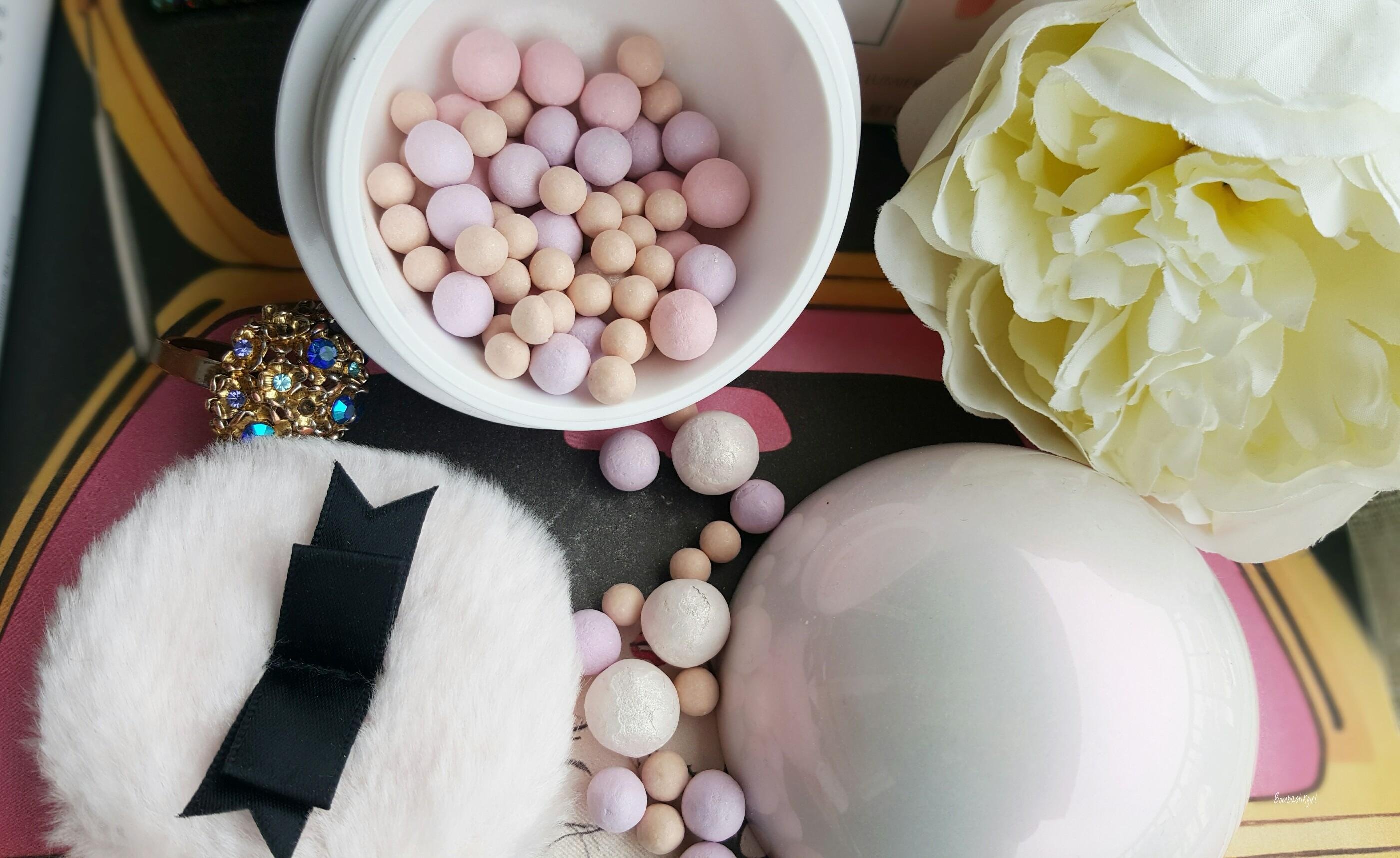 Les Météorites Happy Glow Pearls de Guerlain