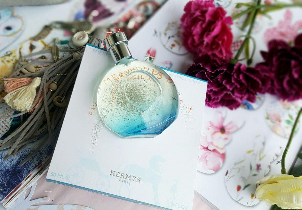 L'Eau des Merveilles Bleue Hermès, la mer n'est pas loin…
