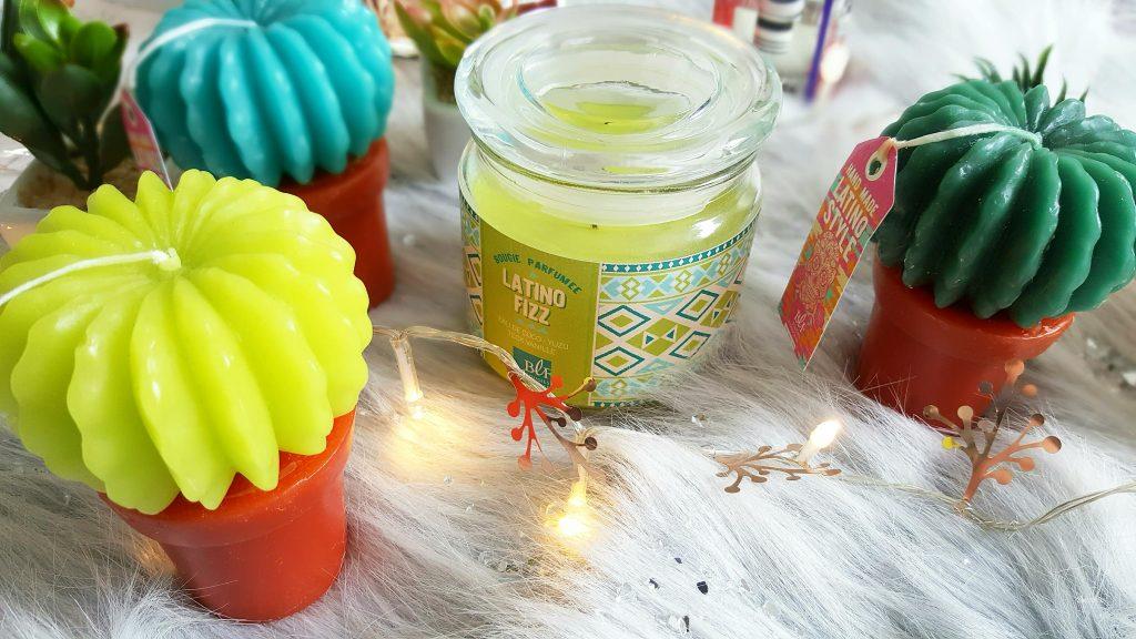 les bougies estivales de bougies la fran aise bougies. Black Bedroom Furniture Sets. Home Design Ideas