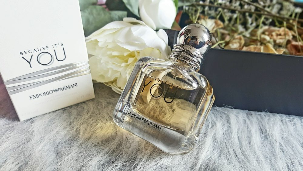 Le romantique Because It's You de Emporio Armani