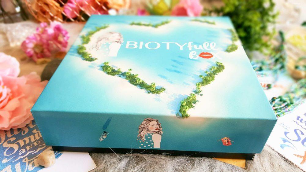 La Paradisiaque Biotyfull Box de juillet 2017