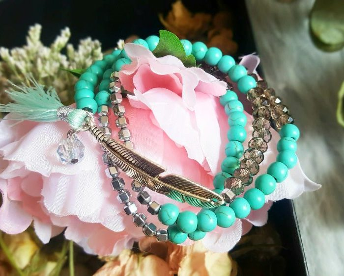 CONCOURS : tenter de remporter votre bracelet MYC Paris en turquoise