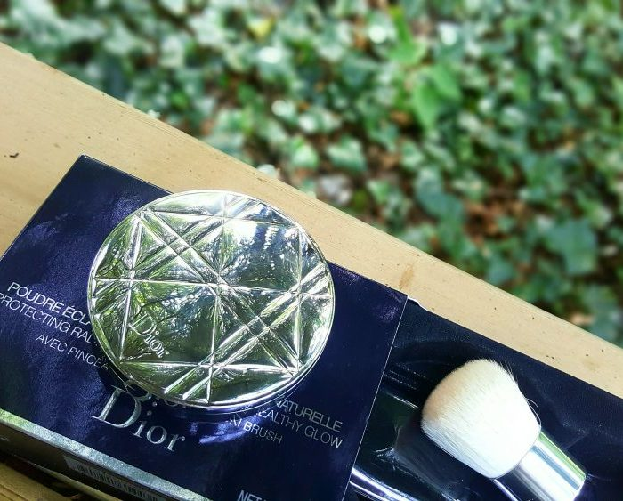 La poudre éclat protecteur Diorskin Nude Air Dior Care & Dare