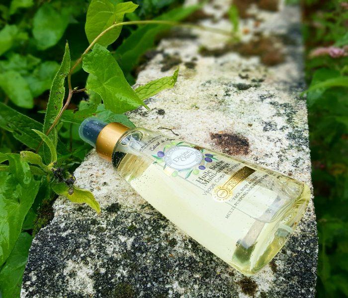 La délicieuse huile sèche Divine Olive Jeanne en Provence