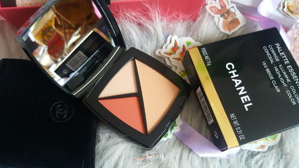 La Palette Essentielle Chanel pour corriger, illuminer et colorer