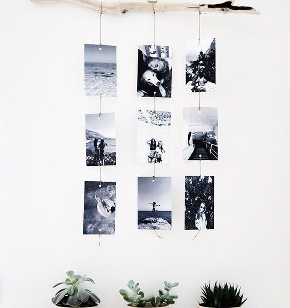 Des idées pour personnaliser son chez-soi avec des photos