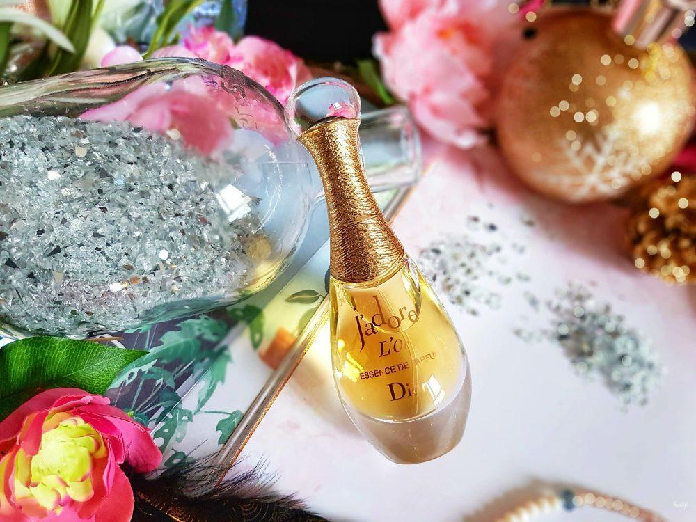 L'Essence de Parfum J'Adore L'Or, chaleur et sensualité au rendez-vous