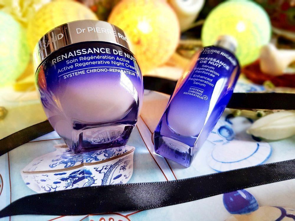La jolie gamme Renaissance de Nuit Dr Pierre Ricaud