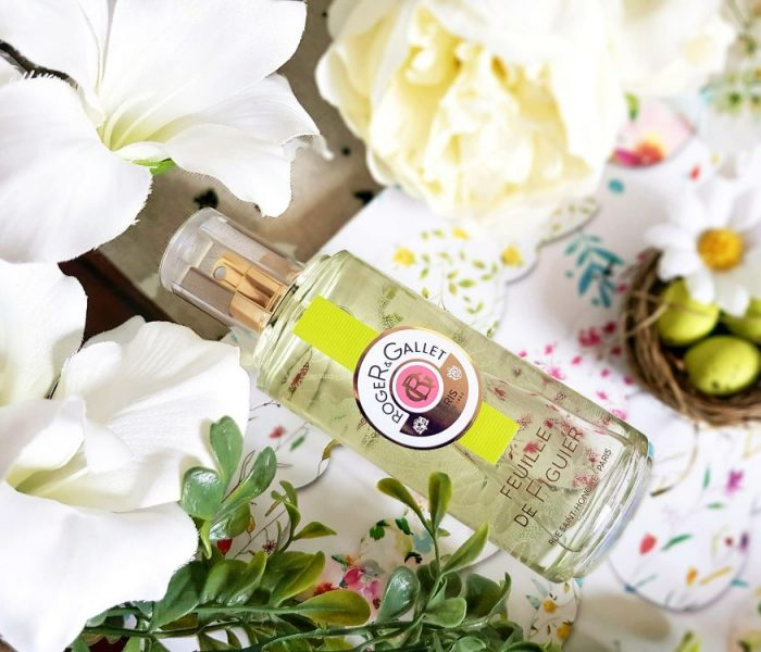 La croquante Eau Parfumée Bienfaisante Feuille de Figuier Roger & Gallet