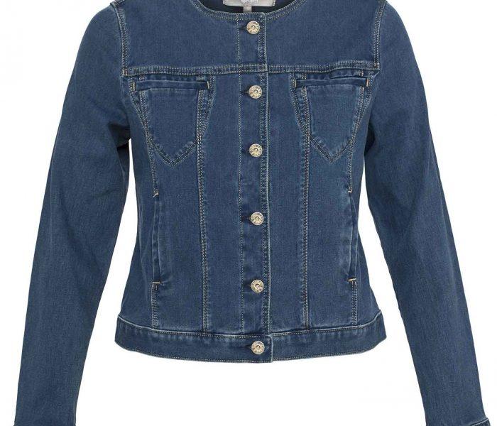 Le printemps est là, on sort sa plus belle veste en jean Saint Hilaire + CONCOURS