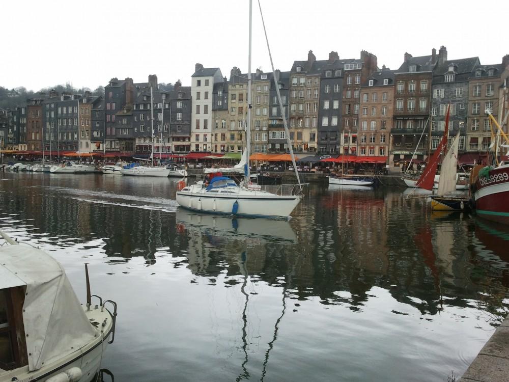 Honfleur, le bonheur près du port …