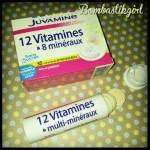 J'en avais marre de ressembler à un zombie alors j'ai opté pour les vitamines Juvamine !
