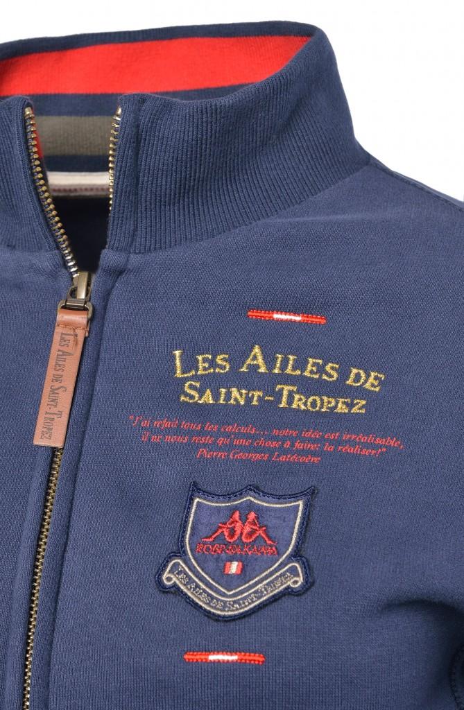 Sweat les Ailes de Saint Tropez