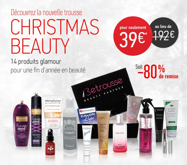 Christmas Beauty Betrousse