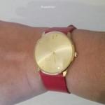 La montre MOI & TOI de Cécile Togni chez Rich Gone Broke