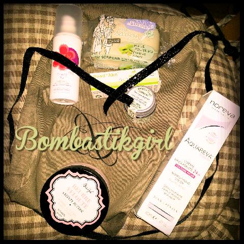 *** Ma boîte à beauté décembre 2012, du plaisir toujours et encore!!! ***