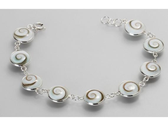bracelet-coquillage-oeil-de-sainte-lucie-et-argent-925