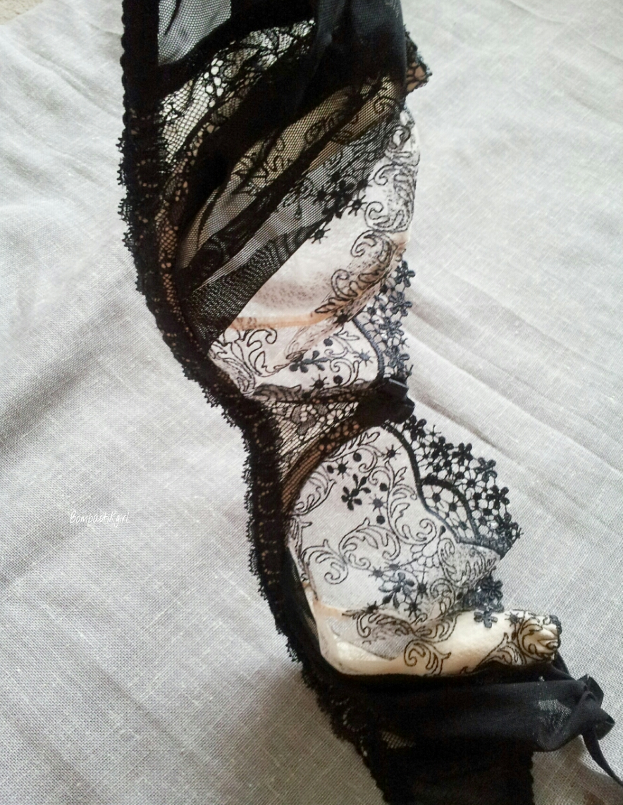 L'univers lingerie très glamour de Seduiza