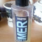 Le shampoing naturel à l'eau de mer par Startec