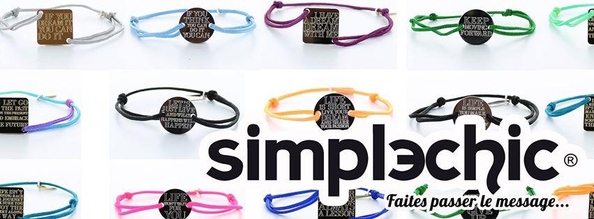 bracelets à messages
