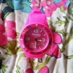 Une saveur, une couleur, votre montre Thirsty Watch, votre personnalité