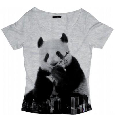 t-shirt-femme-pandazilla