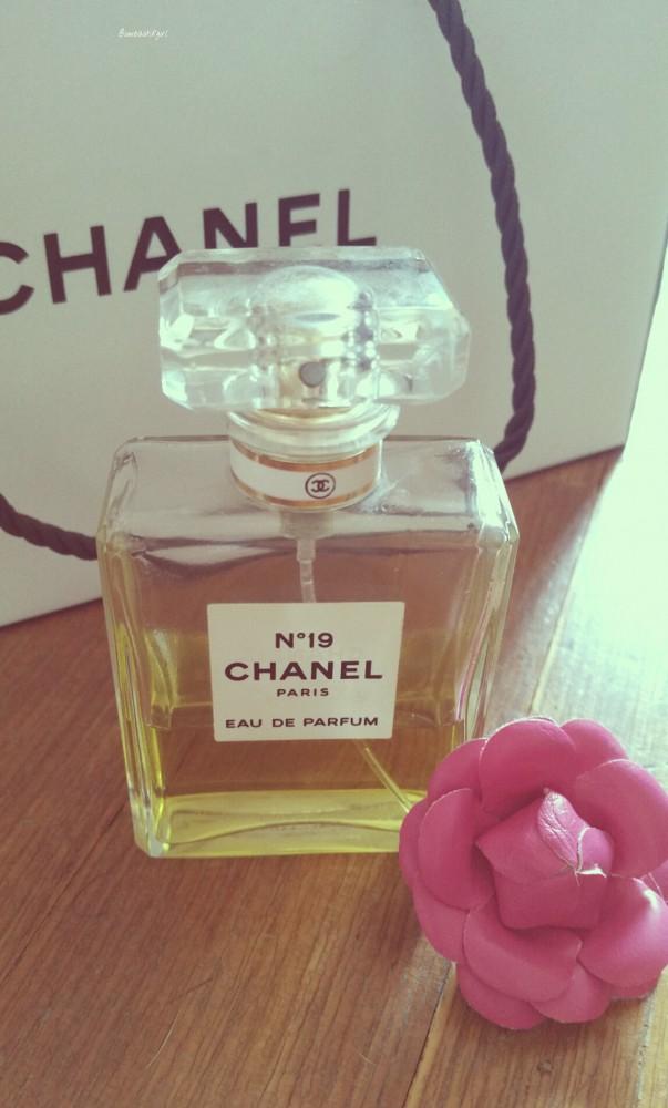 N°19, un autre grand numéro de Chanel