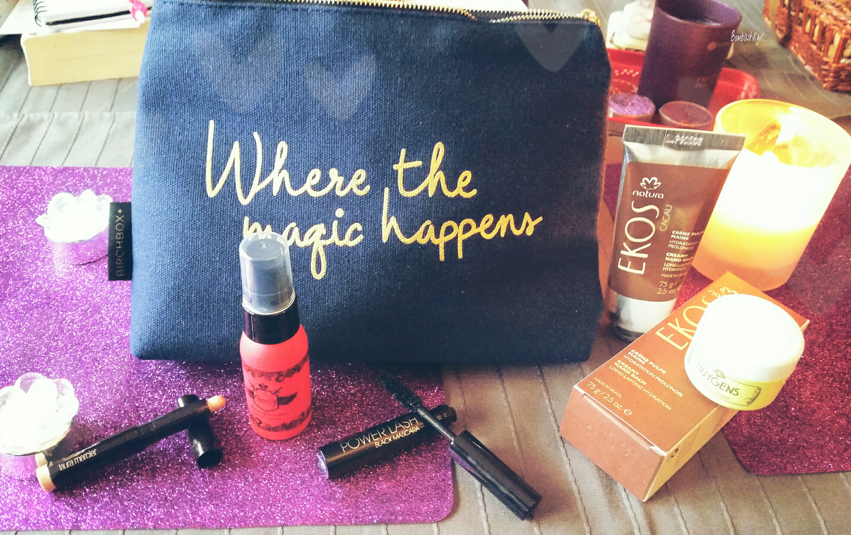 Where The Magic Happens by Birchbox