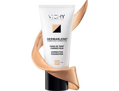 Comment prendre confiance en soi grâce au maquillage, focus sur le Dermablend de Vichy