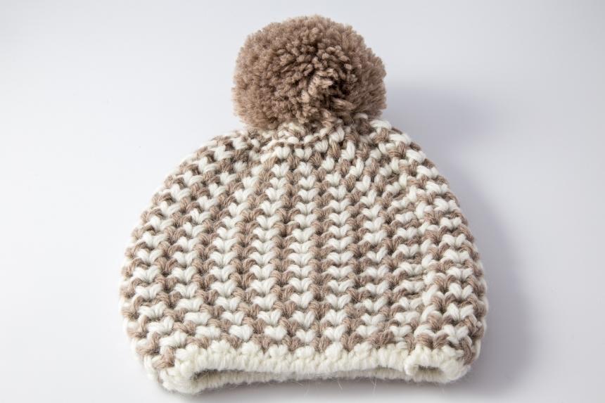 Même Pas Froid, accessoires en laine pour frileux