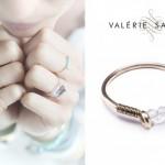 La finesse à l'état pur, les délicats bijoux de Valérie Sanyas