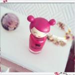 Kokeshi, une poupée bien vernis !
