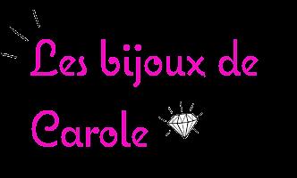 Les bijoux de Carole