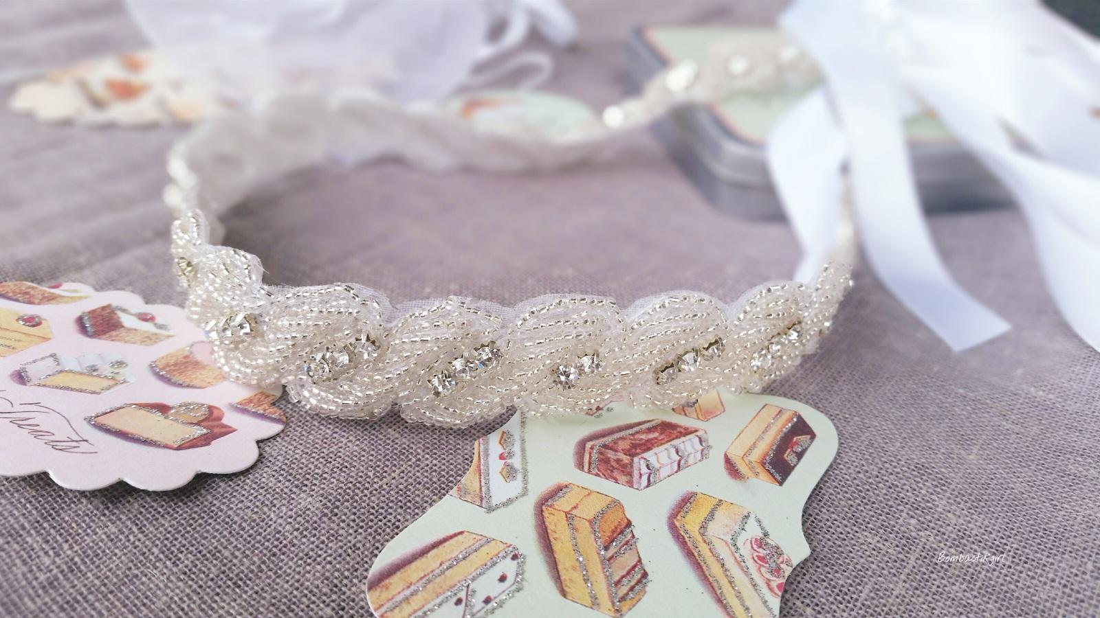 Le headband de mariage par Odazz