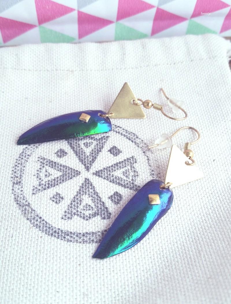 Bijoux Boho Chic avec Pamalaka