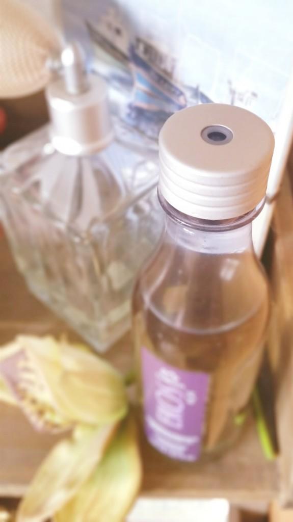 huile sèche sublimante