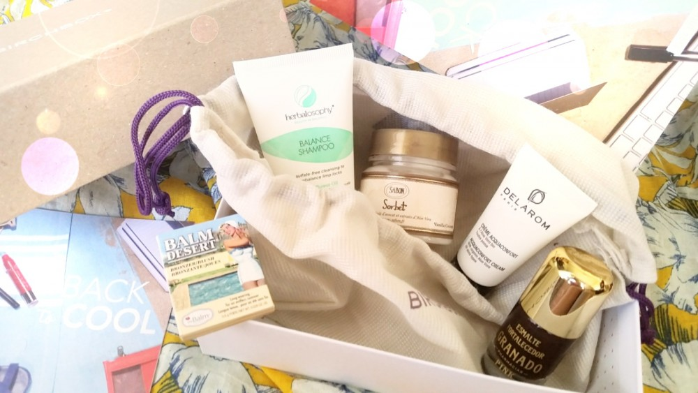 Back to Cool, Birchbox