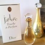 Mon truc en plus : Touche de Parfum J'adore de Dior