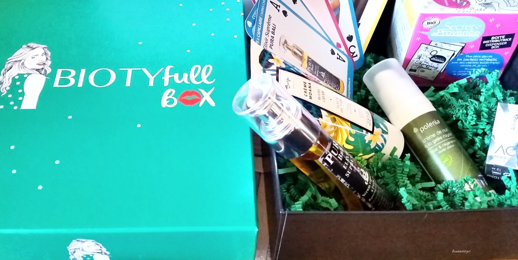 Biotyfull Box de novembre