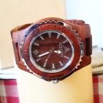 La nature à l'honneur avec les montres en bois Konifer Watch