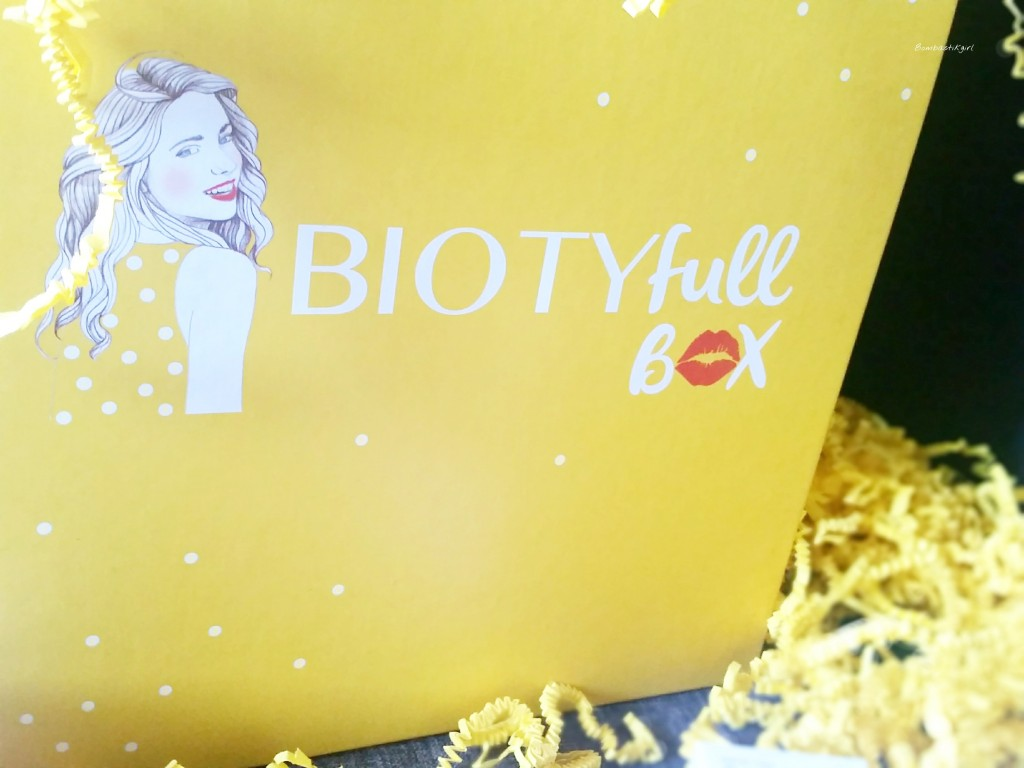 Biotyfull Box de janvier
