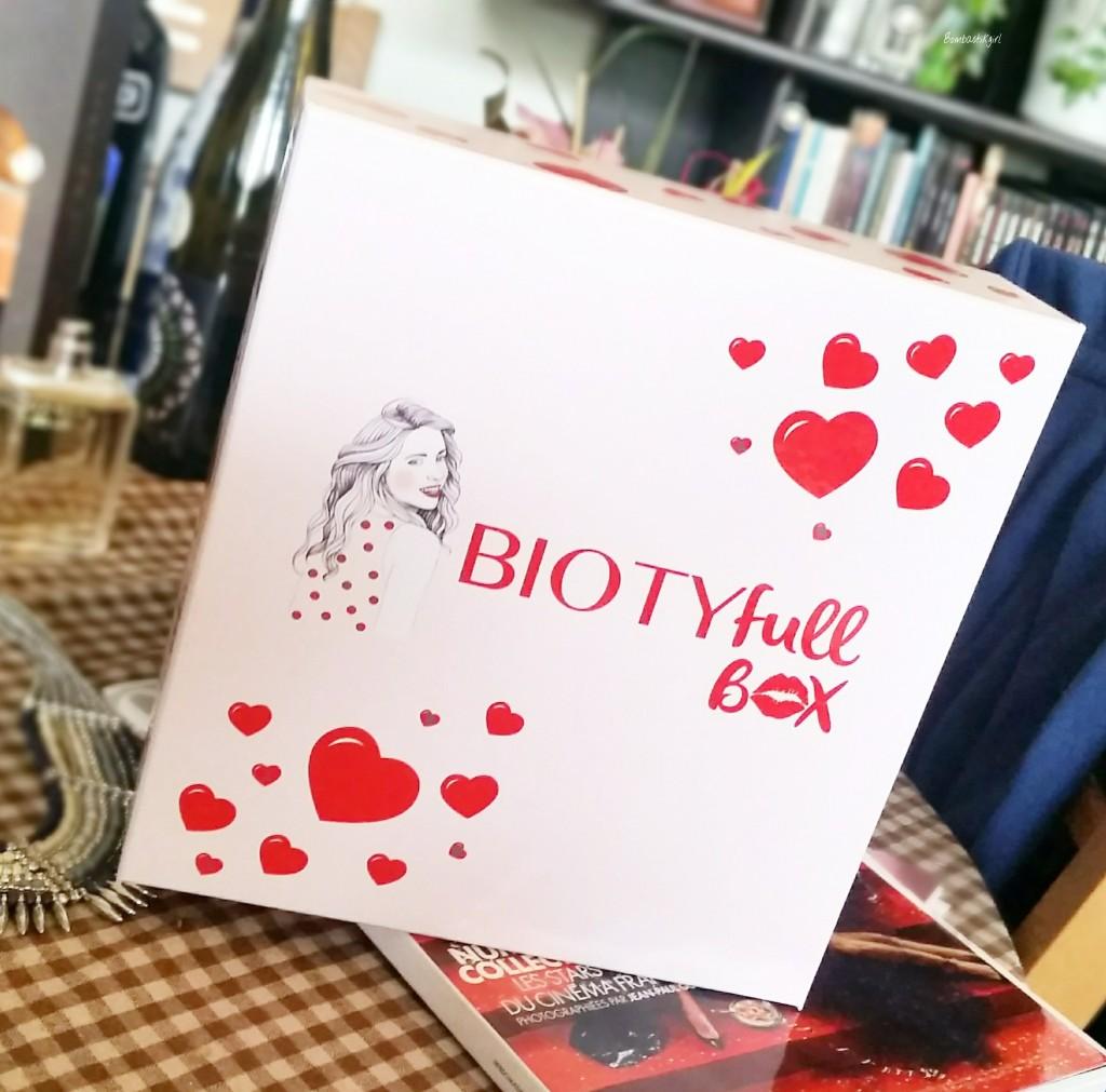 Biotyfull Box spécial Saint-Valentin