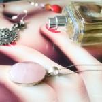 Un bijou en pierre Aden's Jewels pour la Saint-Valentin