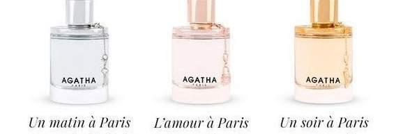 eau de toilette Agatha