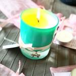 L'aRt Osé, bougies délicates pour ambiance relaxante